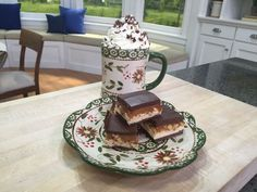 temp-tations® by Tara: Homemade Snickers® Bars