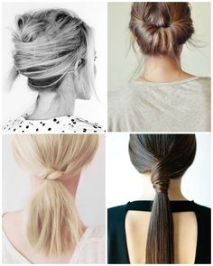De leukste, zomerse hairdo's