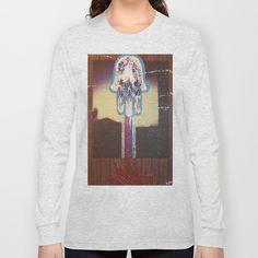 Blessings! Long Sleeve T-shirts by Kabir-Jesús - $28.00