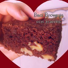 Baci Brownies with nuts