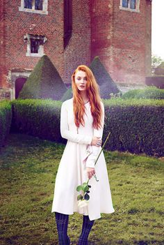 """""""Sophie Turner - Town & Country Magazine - Spring 2015 """""""
