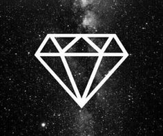 Cool diamond galaxy space or night sky full of stars in black and white, is an awesome wallpaper idea for a chic fashion. Wallpaper World, Wallpaper For Your Phone, Tumblr Wallpaper, Black Wallpaper, Galaxy Wallpaper, Lock Screen Wallpaper, Cool Wallpaper, Wallpaper Backgrounds, Hipster Wallpaper