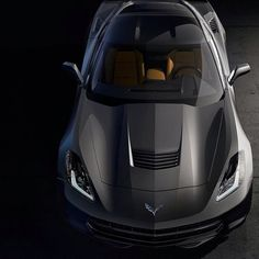 Sexy Chevrolet Corvette C7 Stingray! Nice though the nose looks a bit too real,as in living