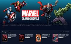 Marvel Comics comes to iBooks: 'New Avengers Vol. 1: Breakout' is free for a limited time