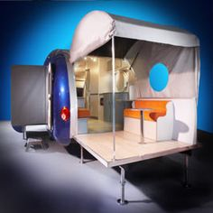 Caravan of the Future > The winning entry