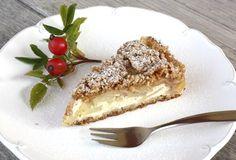 Recept s fotopostupom na trochu zdravší a veľmi jednoduchý jablkový koláč, bez múky. Apple Health, Apple Pie, Tiramisu, French Toast, Good Food, Cheesecake, Gluten Free, Keto, Nutrition
