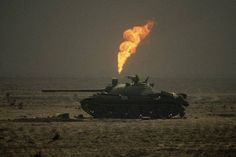 Iraqi Army 5th Mechanised Division 1991 Gulf War.