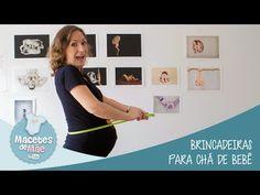 Ideia de brincadeiras diferentes para fazer em chá de bebê – Macetes de Mãe
