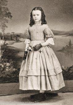 4 Prints Civil War Photos Little Girls Party Dresses   eBay