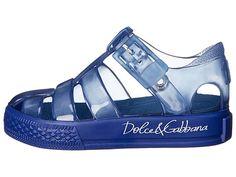 Dolce & Gabbana Kids Beach Transparent Sandal (Infant/Toddler/Little Kid)