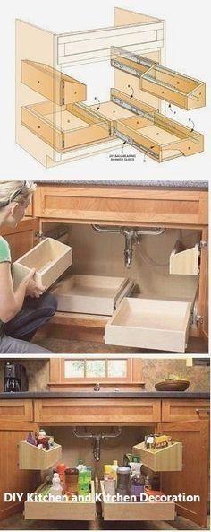 Best Kitchen Cabinets, Diy Cabinets, Kitchen Counters, Kitchen Cabinet Refacing, Kitchen Sink, Moore Kitchen, Soapstone Kitchen, Long Kitchen, Natural Kitchen