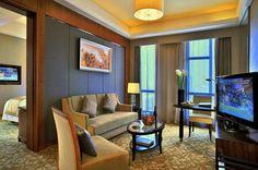 Hotel Howard Johnson Plaza Waigaoqiao - Shanghai #HotelDirect info: HotelDirect.com