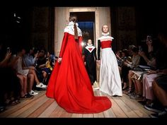 Valentino | Haute Couture Fall Winter 2016/2017 Full Show | Exclusive - YouTube