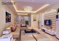 Idée Simples faux plafonds pour maisons