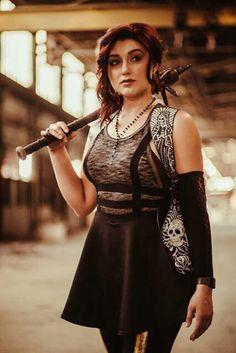 Anastasia Baranova as Addy Carver in Z Nation
