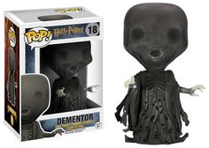 FUNKO POP MOVIES: HARRY POTTER - DEMENTOR, FUNKO POP MOVIES: HARRY POTTER - DEMENTOR (VFIG)