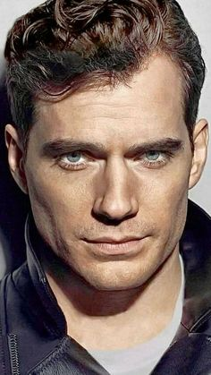 Henry Cavill Those Eyes!!!