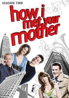 HOW I MET YOUR MOTHER:SEASON 2