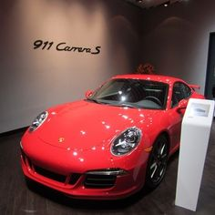 911 Carrera S with A
