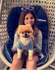 Emma and jiff the pom😇😇 New Music, Cool Kids, Celebrities, Mac, Life, Cute Boys, Girls, Celebs, Celebrity