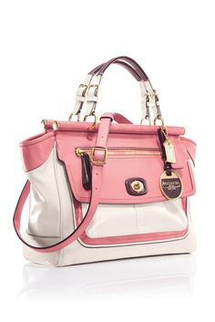 a Coach girl may have just fallen in love spring 2012