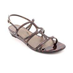 1964-Stuart-Weitzman-NuFourYou-Womens-Open-Toe-Patent-Leather-Dress-Sandals