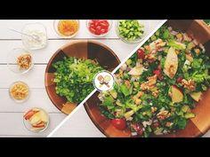 サイドメニューとしてだけでなく、メインでもたっぷり食べられる「チョップドサラダ」をご存知ですか?ダイス状に小さくカットした野菜にドレッシングを絡めて、スプーンやフォーク1本で手軽に食べられるサラダです。ドレッシングはもちろん、具材のバリエーションも自由に組み合わせて楽しめる「チョップドサラダ」のおすすめレシピをご紹介し