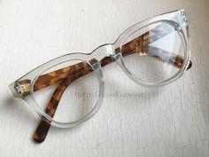 $20 lensless Chunky Fun Readers | Retro Focus Eyewear Glasses Frames Trendy, Funky Glasses, Cute Glasses, New Glasses, Glasses For Your Face Shape, Fashion Eye Glasses, Eyeglasses For Women, Eyewear, Optometry