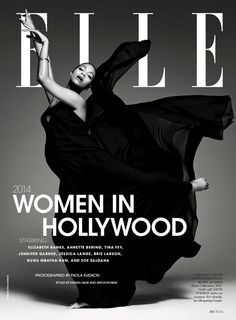 Women In Hollywood by Paola Kudacki for Elle US