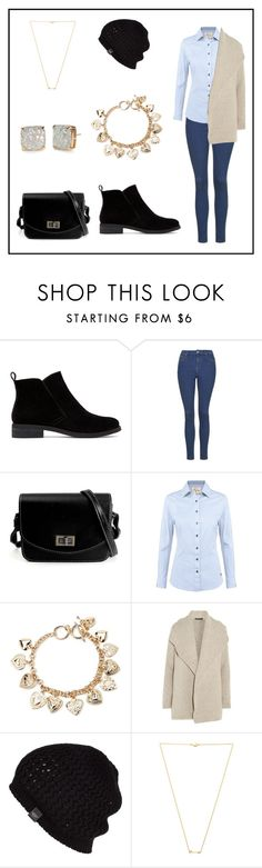 """""""Untitled#87"""" by zzpolli on Polyvore featuring Lucky Brand, DUBARRY, Forever 21, James Perse, UGG Australia, Wanderlust + Co and Kate Spade"""