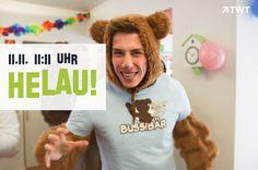 Ein #HELAU aus Düsseldorf die jecke Jahreszeit hat begonnen #karneval