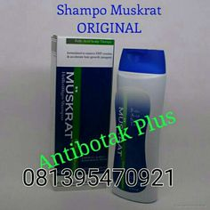 Saya menjual Shampoo Muskrat seharga Rp309.000. Dapatkan produk ini hanya di Shopee! https://shopee.co.id/trichotheraphy/721180177 #ShopeeID