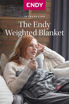 Wir stellen vor: The Endy Weighted Blanket – weighted blanket Chronic Stress, Stress And Anxiety, Pinterest Advertising, Best Hug, Physical Stress, Sleep Set, Weighted Blanket, Body Heat, Angst