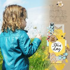 <p>Produts used :<br />WAS (Collab TLP)<br />Template (Sara Gleason)</p>