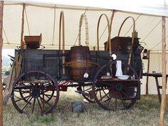 American Chuck Wagon- History & Cooking