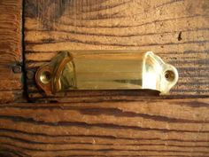 old furniture hardware... inspiration for guitar hardware like switch bezels, pickup rings, pickup covers, etc.