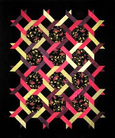 Variation Using Celtic Twist Blocks Art Quilts Quilts