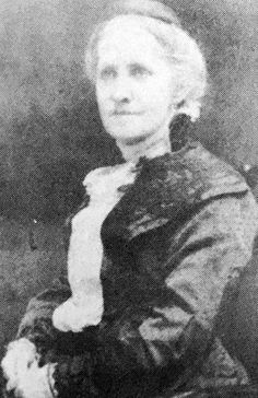 First Librarian at Emma S. Clark Memorial Library.  More info on Anna Morand here: http://www.emmaclark.org/Anna-Morand/