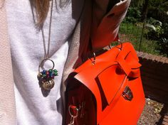 Orange Bag http://bit.ly/IbguwC