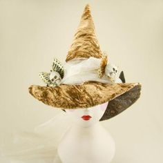 Madame Mothra Witch Hat...$135.00