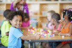 Preschool royalty-free stock photo