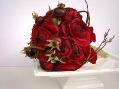 buchete di fiori | Bouquet sposa: ecco quelli natalizi [FOTO] | PourFemme