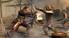 Assassin's Creed Rogue - Assassin vs Templar Trailer