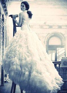 Robe mariage.