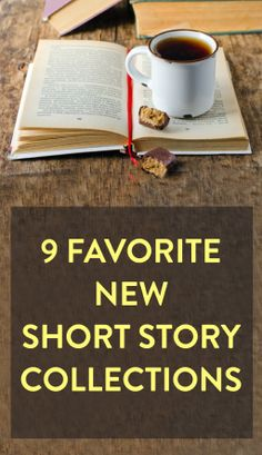 9 short story collections to read now