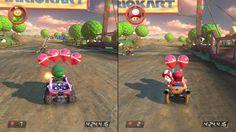 Wii Moo Moo Meadows in Battle Mode
