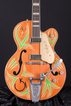 Gretsch Original Custom Shop G6120DSW Chet Atkins
