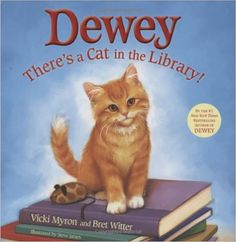 Dewey: There's a Cat in the Library!: Vicki Myron, Bret Witter, Steve James: 9780316068741: Amazon.com: Books