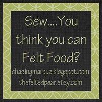 Felt food!