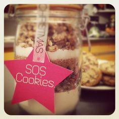 Kit cookies avec étiquettes à imprimer